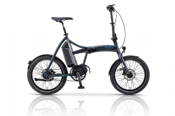 VOLT Axis | Folding E-Bike  Shimano Steps